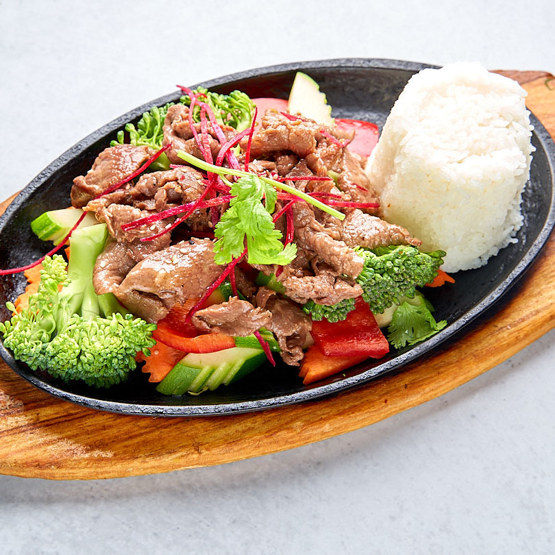 130. Grilled Beef