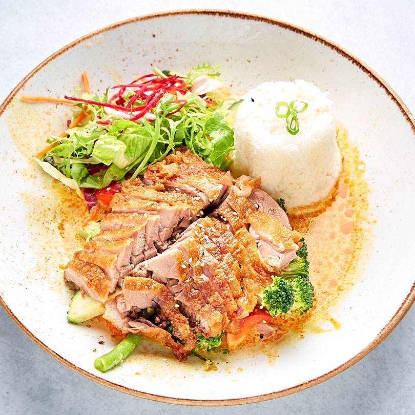 132. Duck Curry